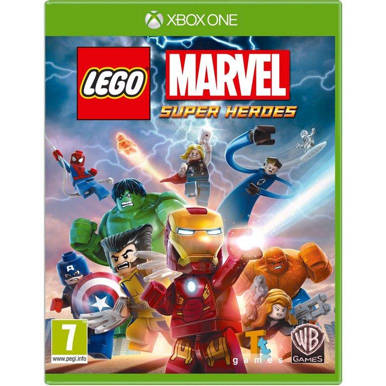 Buy Lego Marvel Superheroes Xbox One Game At Argos Co Uk