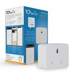 TCP Smart Wi-Fi Single Socket - White