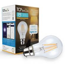 TCP Smart Wi-Fi Filament B22 LED Bulb