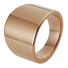 Inara Rose Gold Plated Graduated Ring