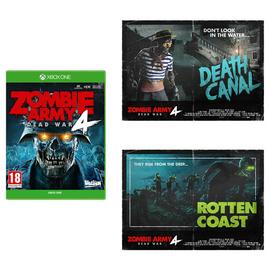 Zombie Army 4 Xbox One Game & Poster Bundle