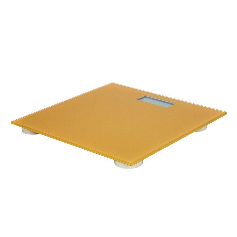 Argos Home Electronic Bathroom Scales - Mustard from Argos