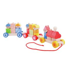 Baby Bigjigs Build Up Train