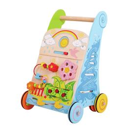Baby Bigjiigs Flower Activity Walker