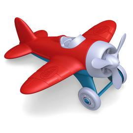 Green Toys Airplane Red Wings