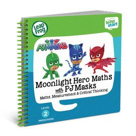 LeapFrog LeapStart PJ Masks 3D Activity Book