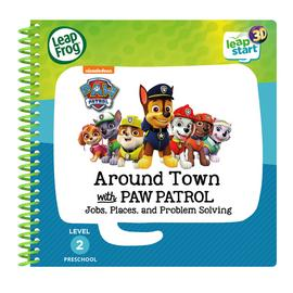 LeapStart PAW Patrol 3D Activity Book