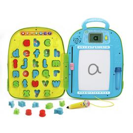LeapFrog Mr. Pencils Alphabet Backpack