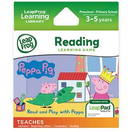 LeapFrog LeapPad Peppa Pig Cartridge