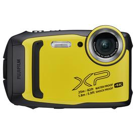 Fujifilm XP140 Tough Camera - Yellow