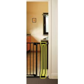 Dreambaby Liberty Xtra-Tall 9cm Gate Extension - Black
