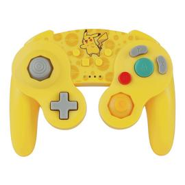 Nintendo Switch Wireless GameCube Style Controller - Pikachu
