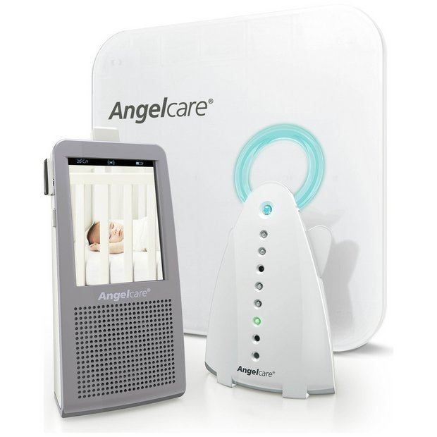 buy angelcare ac1100 digital video movement sound baby monitor at your online. Black Bedroom Furniture Sets. Home Design Ideas