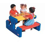 more details on Little Tikes Large Picnic Table Primary.