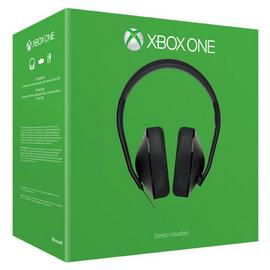 Xbox One Official Wired Stereo Headset