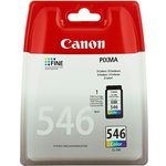 more details on Canon CL-546 Colour Ink Cartridge.