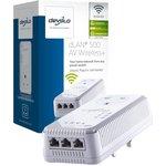 more details on Devolo dLAN AV Wireless+ Adapter.