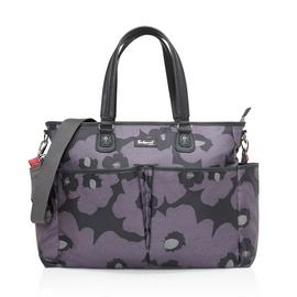 Babymel Bella Changing Bag - Floral Grey