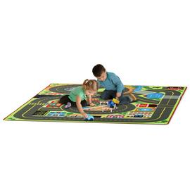Melissa & Doug Jumbo Road Rug Playmat