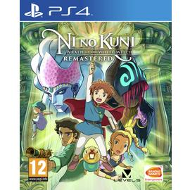 Ni No Kuni: Wrath of the White Witch PS4 Game