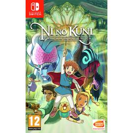 Ni No Kuni: Wrath of the White Witch Nintendo Switch Game
