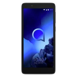 SIM Free Alcatel 1C Mobile Phone - Black