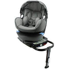 Migo Satellite Group Platinum 0+ ISOFIX Car Seat - Grey