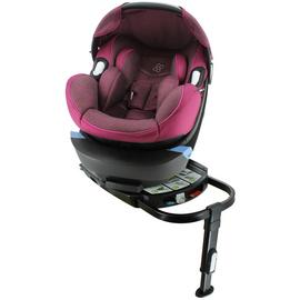 Migo Satellite Group 0+ ISOFIX Platimum Baby Car Seat - Plum
