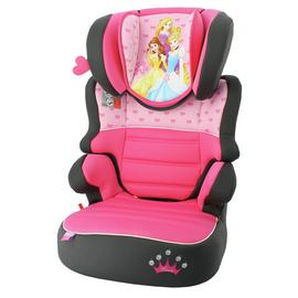 Disney Princess Befix SP LX Group 2/3 Car Seat - Pink