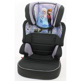 Disney Frozen Befix SP LX Group 2/3 Car Seat - Grey and Blue