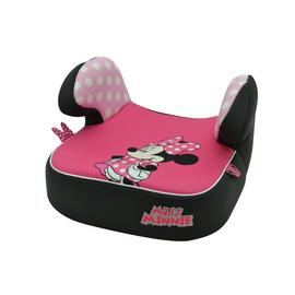 Disney Minnie Mouse Group 2/3 Booster Seat - Pink