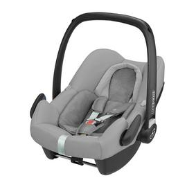 Maxi-Cosi Rock Group 0+ i-Size Baby Car Seat - Nomad Grey