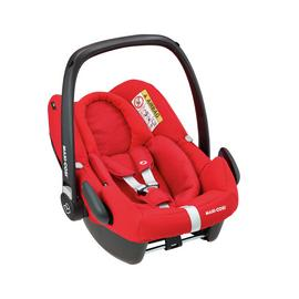 Maxi-Cosi Rock Group 0+ i-Size Baby Car Seat - Nomad Red