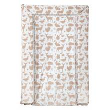 East Coast Nursery In The Woods Pack of 2 Changing Mat - Tan