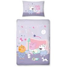 Peppa Pig Bedding Set - Toddler