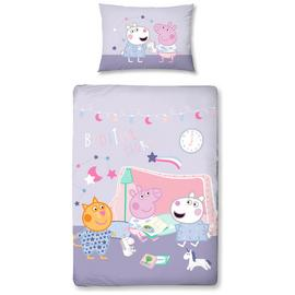 Peppa Pig Bedding Set - Toddler