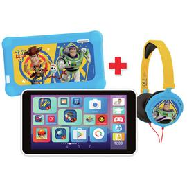 Lexibook Kids Tablet TS4 Protective Case and Headphones