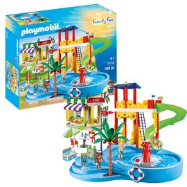 Playmobil 70115 Water Park Playset