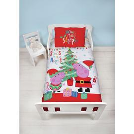 Peppa Pig Noel Bedding Set