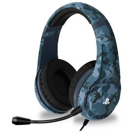 Officially Licensed PRO4-70 PS5/PS4 Headset - Midnight Camo