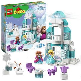 LEGO DUPLO Disney Princess Frozen Ice Castle Toy Set - 10899