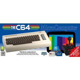 The C64 Retro Console with 64 Games Pre-Order