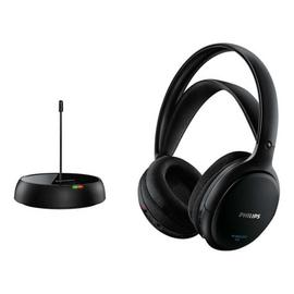 Philips SHC5200/05 Over-Ear Wireless Headphones - Black