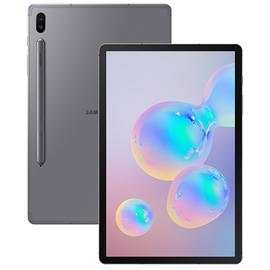 Samsung Galaxy Tab S6 LTE 256 GB 10.5-Inch Tablet - Mountain Grey (UK Version) Best Price and Cheapest