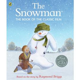 The Snowman Book & CD