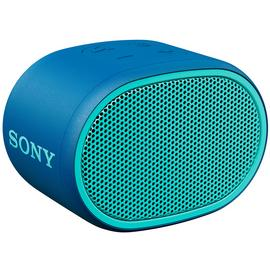 Sony SRS XB01 Wireless Speaker - Blue