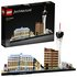 LEGO Architecture Interpretation of Las Vegas - 21047