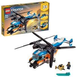 LEGO Creator Twin Rotor Helicopter - 31096