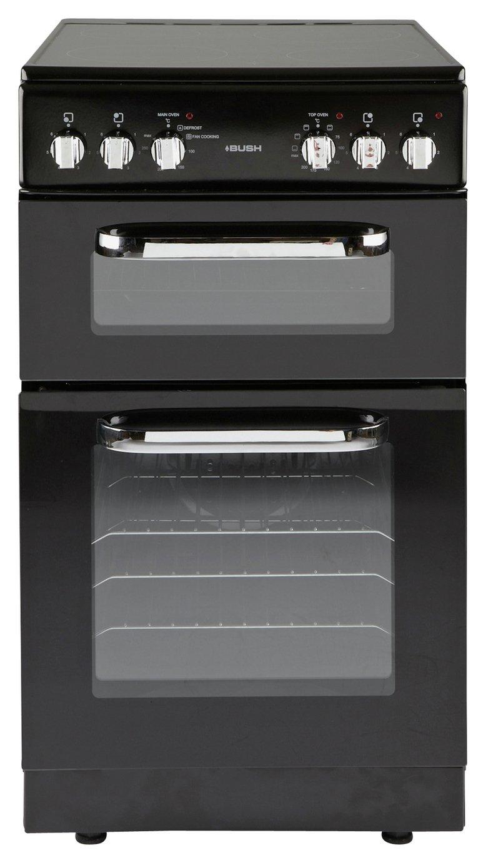 buy black freestanding cookers at your. Black Bedroom Furniture Sets. Home Design Ideas
