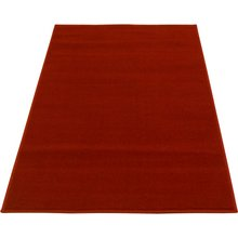 Maestro Plain Rug - 80x150cm - Red